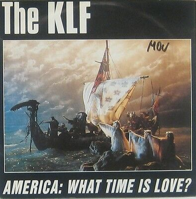 The KLF  america what time is love