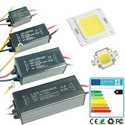 10W 20 30W 50W 100W LED High Power Supply COB Chip Driver Transformer Light Bulb