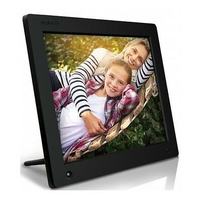 Digital Photo Frame Wi-Fi Cloud 12 Inch HD LED Picture Player Remote Control NEW