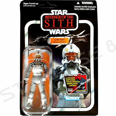 Star Wars Odd Ball Clone Pilot Vc 97 Vintage Collection