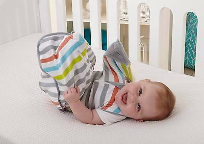 Love to Dream LITE Stripe 50 / 50 Swaddle Up Baby transitional Wrap FREE POSTAGE