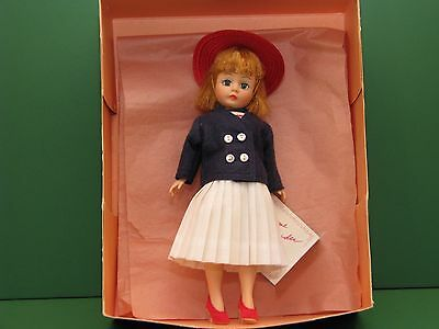 Vintage Madame Alexander Doll Sailorette 1119 10 inches With box and papers