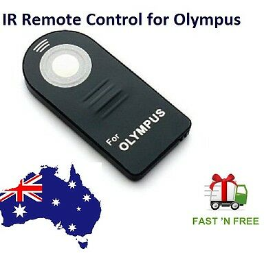 IR Wireless Shutter Switch Remote Control for Olympus