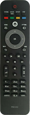 New USBRMT Remote Control PHI-920 For Philips Smart TV DVD Blu-ray player