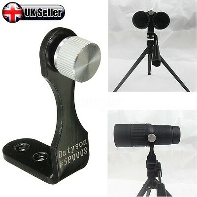 Universal L-Shapep Metal Tripod Adapter / Mount / Bracket Binoculars Telescope