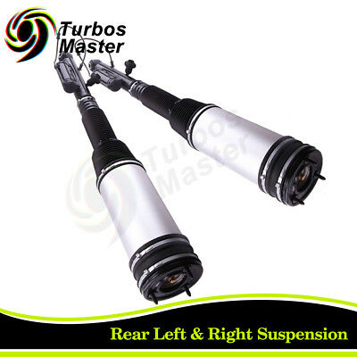 1 Pair 2 pcs For Mercedes S Class W220 Airmatic Rear Air Suspension Strut spring