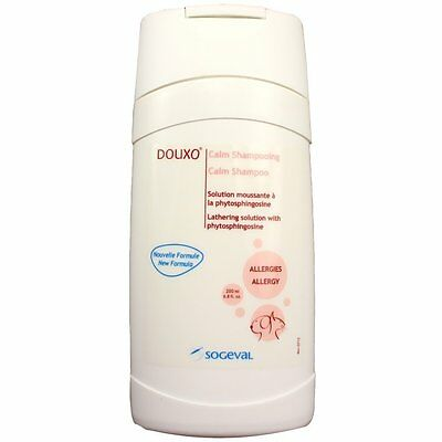 DOUXO Calm Shampoo 200ml, Permium Service, Fast Dispatch