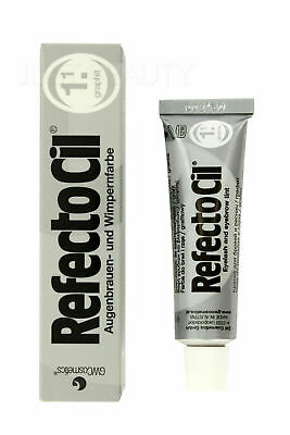 Refectocil Dye GraphiteEyelash and Eyebrow Professional Tint 15ml Tinting