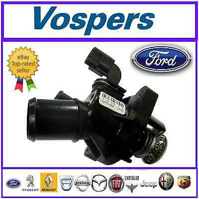 Genuine Ford Mondeo MK3 Duratec Complete Thermostat 1358178
