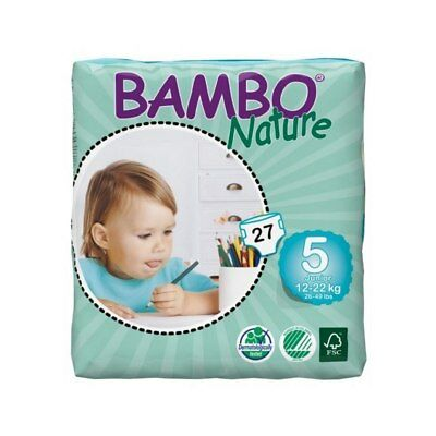 NEW Bambo Premature Up to 3kg Eco Disposable Nappies from Baby Barn Discounts