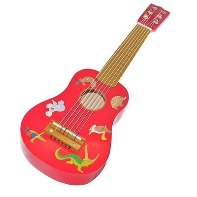 NEW Discoveroo Wooden Bush Buddies Guitar from Baby Barn Discounts
