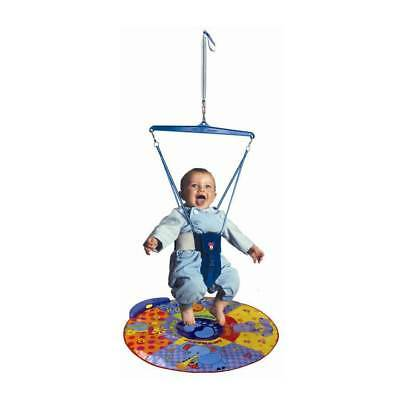 NEW Jolly Jumper Elite with Electronic Musical Mat from Baby Barn Discounts