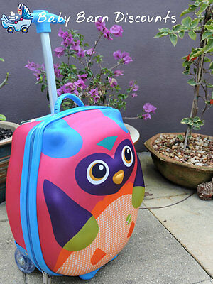NEW Oops - Happy Trolley - Owl from Baby Barn Discounts