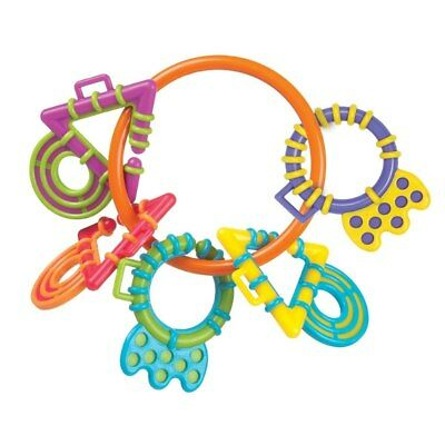 NEW Playgro 5 Pieces Teething Links from Baby Barn Discounts