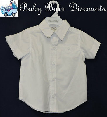 Max and Tilly - Short Sleeve Shirt - Size 2 x 0's
