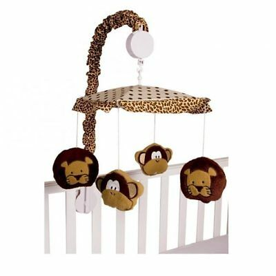 NEW Babyhood Amani Bebe Wild Things Cot Mobile from Baby Barn Discounts