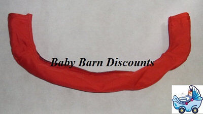 Phil&Teds - Spare Part Dash Bumper Fabric Cover - Red