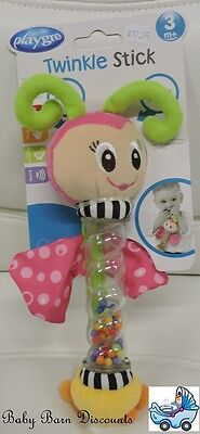 Playgro - Twinkle Stick - Butterfly