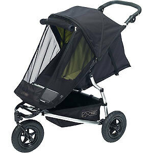 NEW Mountain Buggy Swift Sun Cover -  2010-2014 from Baby Barn Discounts