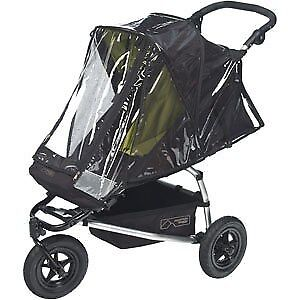 Mountain Buggy Swift Storm Cover - 2010 to 2014