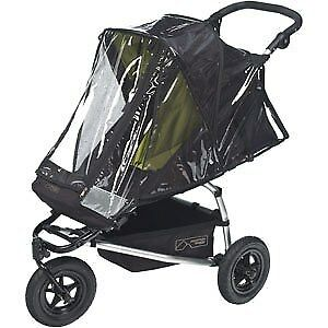 NEW Mountain Buggy Swift Storm Cover - 2010 to 2014 from Baby Barn Discounts