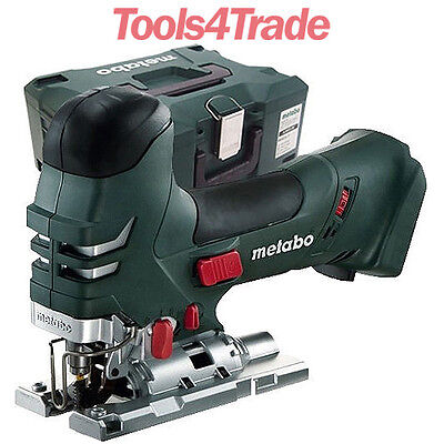 Metabo STA18140 LTX 18v Li-ion Palm Grip Jigsaw Body 601405840 Systainer Case