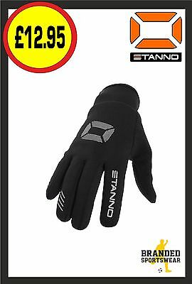 Stanno Winter Players Thermal Gloves Football Kids/Mens Size 3 4 5 6 7 8 9 10