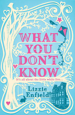 What You Don't Know,Enfield, Lizzie,New Book mon0000067290