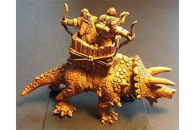 15mm Fantasy Orcian Triceracade (1 figure)
