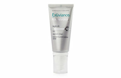 Exuviance Age Reverse Night Lift - 50g, helps protect from free radical damage.
