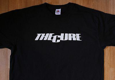 "T-Shirt THE CURE ""Logo"""
