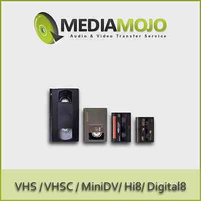 PAL Video Tape to DVD Transfer Service