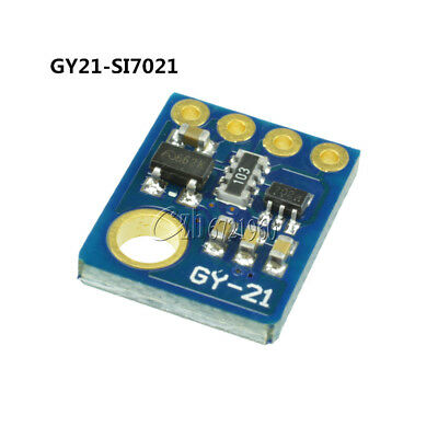 Si7021 Humidity Sensor with I2C Interface Arduino Industrial High Precision