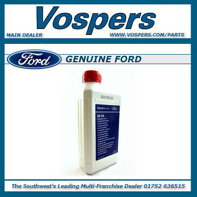 Genuine Ford Power Steering Fluid WSS-M2C204-A2. 1384110