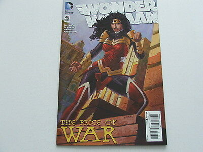 Wonder Woman 46 (DC Comics) Jan 2016