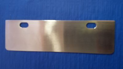 Replacement Blade For Heavy Duty Grill Scraper ( One Each ) Royal Industries