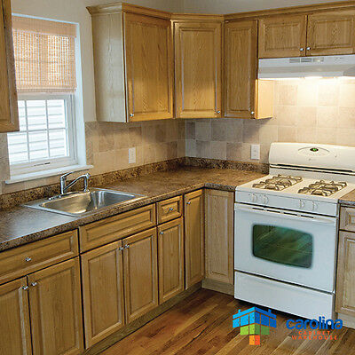Antique White Kitchen Cabinets -RTA Cabinets - 10X10 Wood Cabinets ...