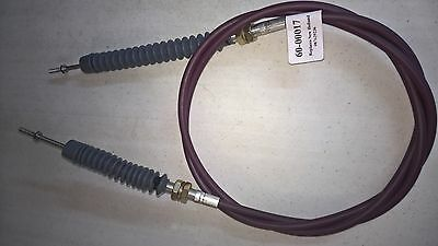 New Holland Skid Steer Throttle cable, Fits LS160,LS170,LS180,LS190