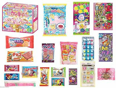 20 PIECE JAPANESE CANDY SET Popin Cookin Japanese Candy Ramune Gum Christmas-5