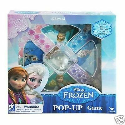 Juego Frozen Pop-Up