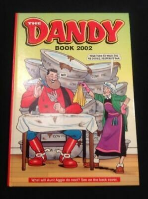 The Dandy Annual - Hardback - Desperate Dan - 2002 - (201)
