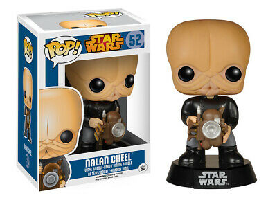 Classic Star Wars Nalan Cheel Vinyl POP! Figure Toy #52 FUNKO NEW MIB