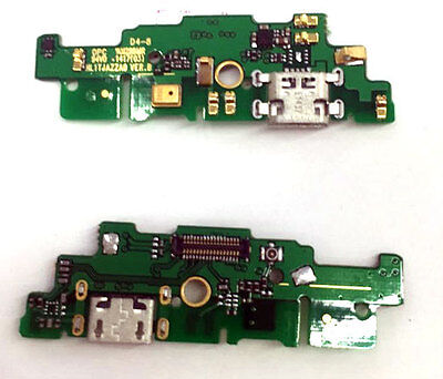 New Repair USB Dock Charging Port Microphone PCB Flex Cable for Huawei Mate 7