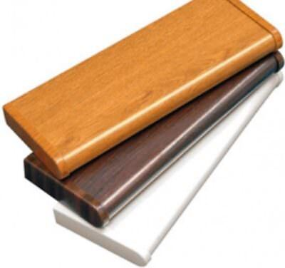Window Sill Cill 23mm 5m 3m 4.1m Laminated Maintenance Free Oak Rosewood White
