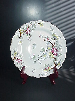 Booths Chinese Tree Dinner Plate