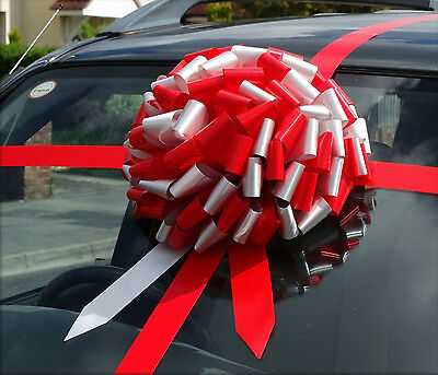 Big Bow    Giant Car Bow, Huge Large Present ,Gift  Bow + SUPERFAST DISPATCH!!