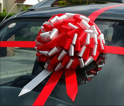 Big Giant Car, Bike Bow, Huge Large Present ,Gift  Bow + SUPERFAST DISPATCH!!