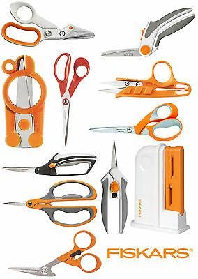 Fiskars Scissors Classic Premium Quality Fabric Tailors Shears General Purpose