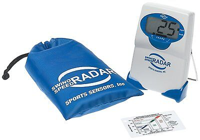Sports Sensors Swing Speed Radar Golf Training Aid NEW