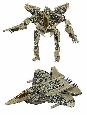 Starscream Robot Jet Fighter F2 Plane Transformers Movie Ages 5+ Fly Boys Play